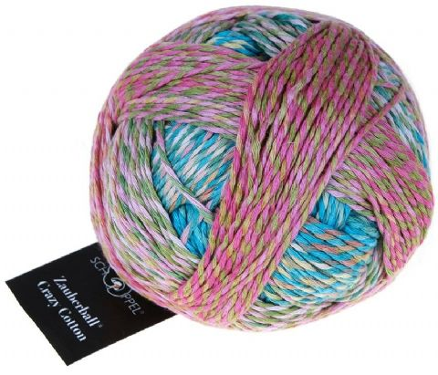 ZAUBERBALL CRAZY COTTON 2367 summer's tale